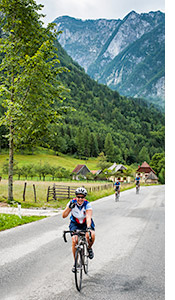 Slovenia and Italy Singles-Solos biking trip photo